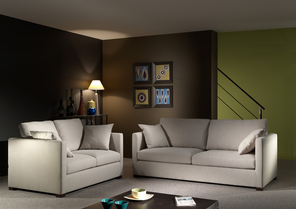 Canap s plaisirs d 39 int rieur for Canape milano