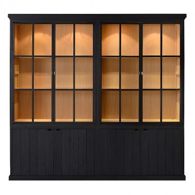 cabinet-lancaster-4-parts-black